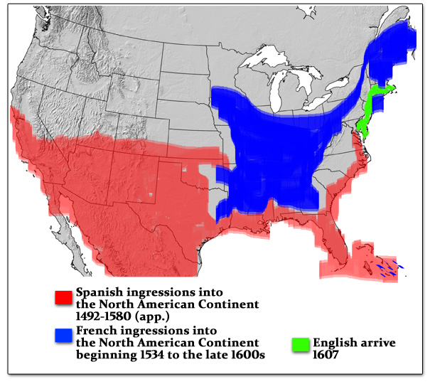 american colonies in early 1600 and Colonies of the new world and creation of american nationalism the 17th century from the early 1600's into the early 1700's, many english immigrants left their.
